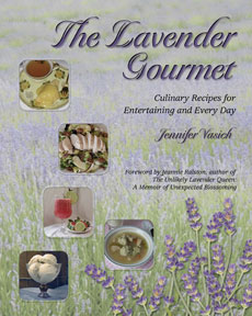 The Lavendar Gourmet